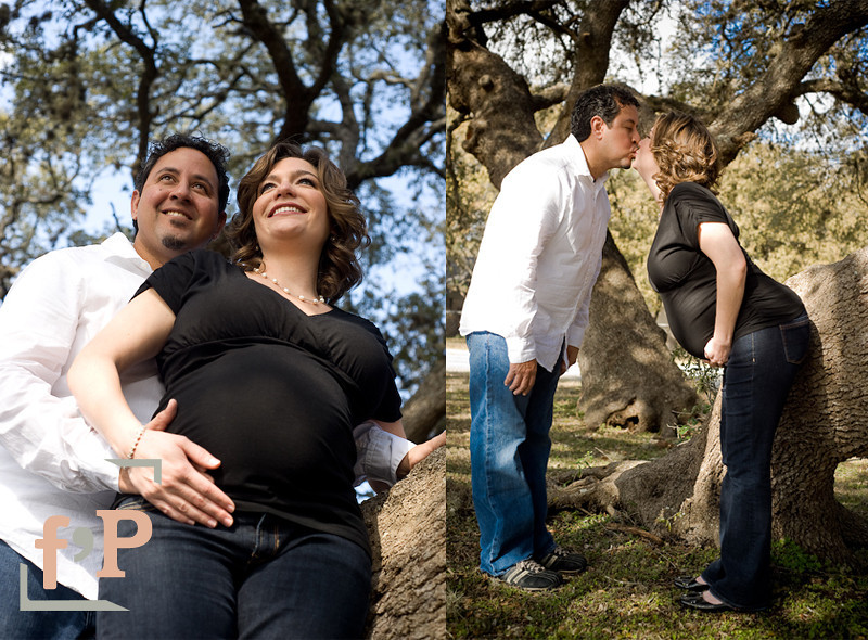 Annah &#038; Oscar Garcia Maternity by Faith